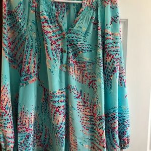 Lilly Pulitzer Tunic size L.arge